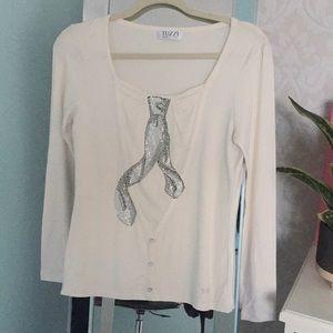 Tuzzi brand new blouse